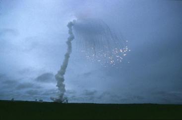 欧航局研制的Ariane 5 爆炸